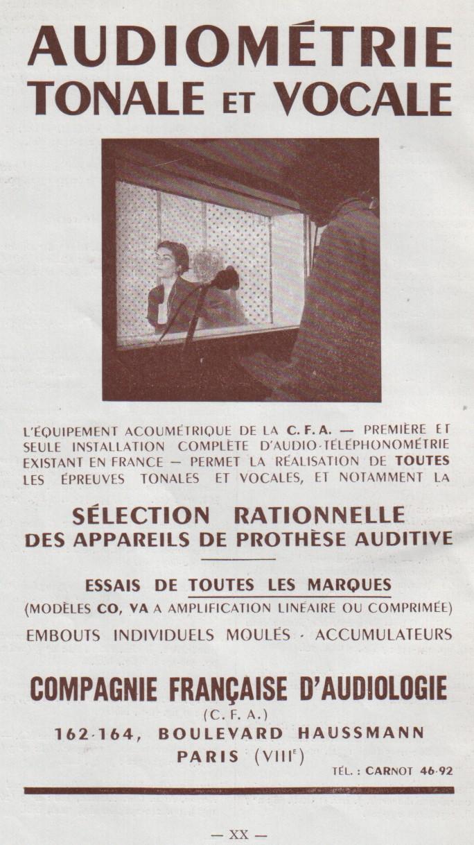 diapason audioprothesiste