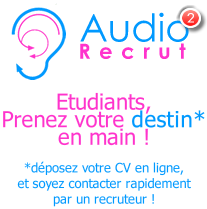 Audiorecrut, trouvez un audioprothesiste rapidement !