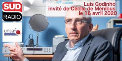 Luis godinho donne sa vision de l'état de la profession sur #sudradio